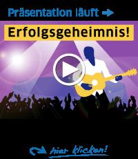 PopSongs Schreiben und Musiker Karriere starten!